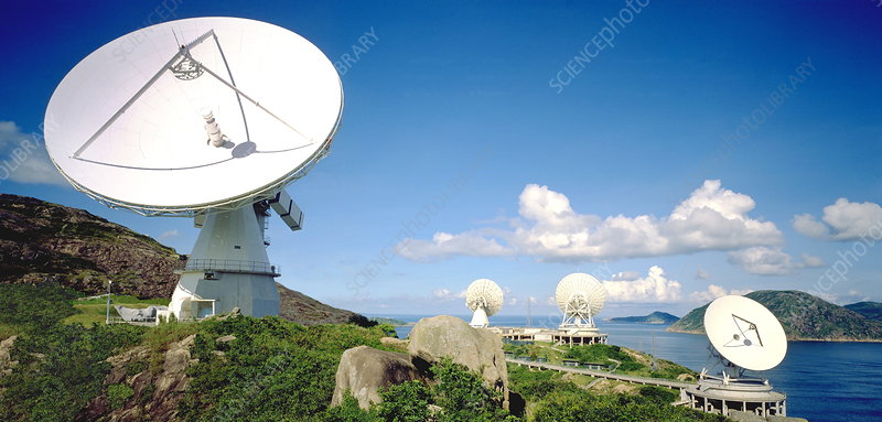 Satellite stations