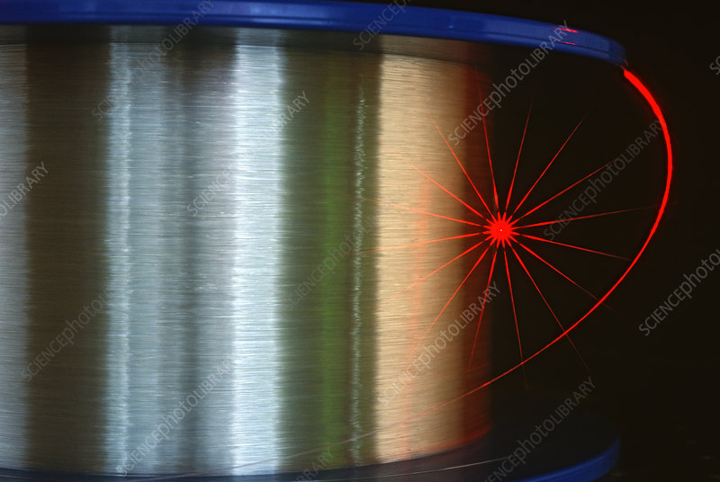 Fibre Optic Coil