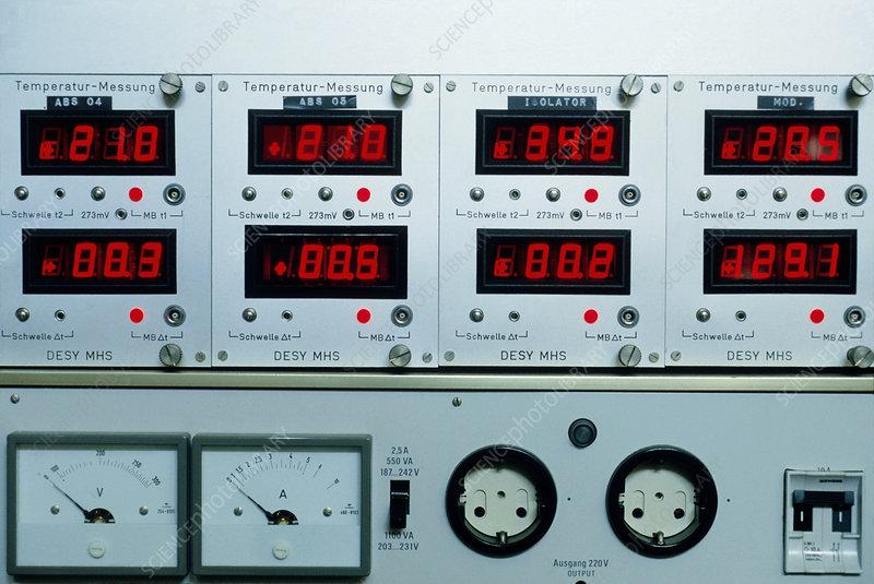 LED displays and meters
