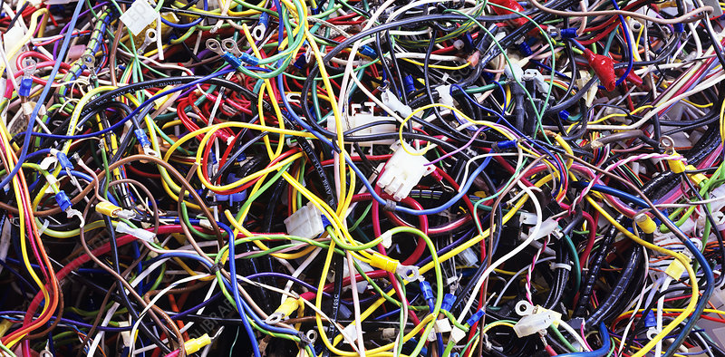 computer wire stock image t355 0240 science photo library rh sciencephoto com computer wires and cables computer wires near me