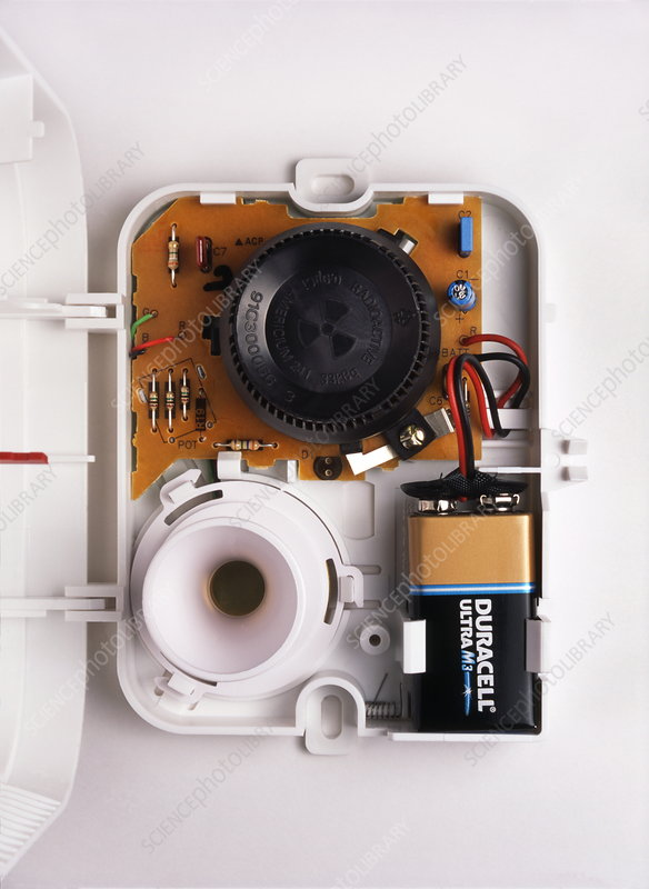Smoke alarm components