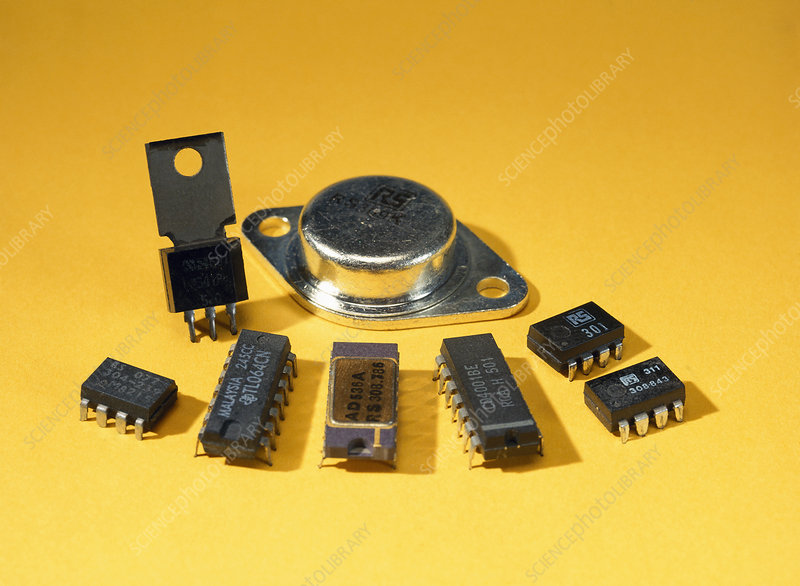 Electronic circuit board components