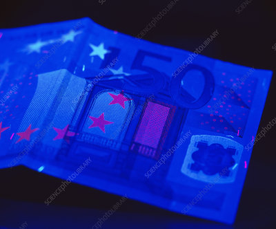 Banknote security