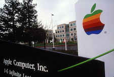 Headquarters of Apple Computer Inc.