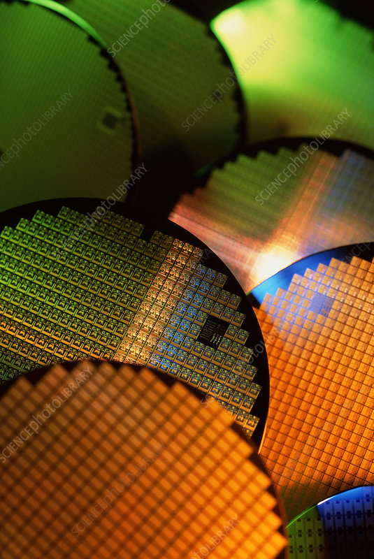 Semiconductor wafers