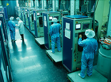 Semiconductor manufacture