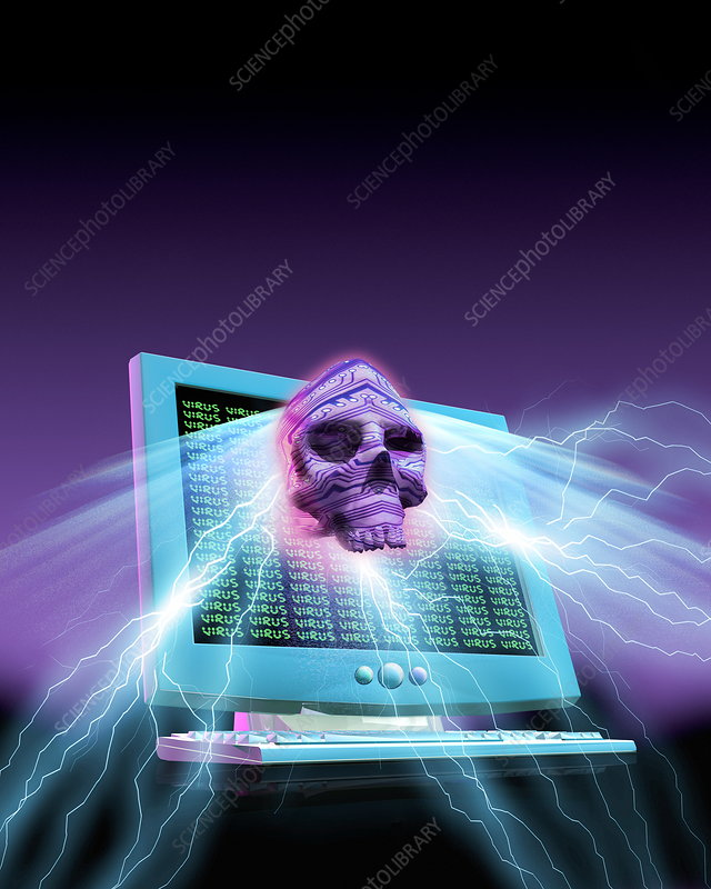 a closer look into the computer virus Breaks into other people's computer systems and may just look around or steal and destroy information  software that is manufactured to look like the real thing and sold as such cracker 156  attack computer systems by transmitting a virus hoax, with a real virus attached.