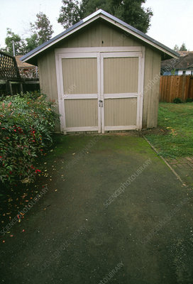 The garage birthplace of Silicon Valley