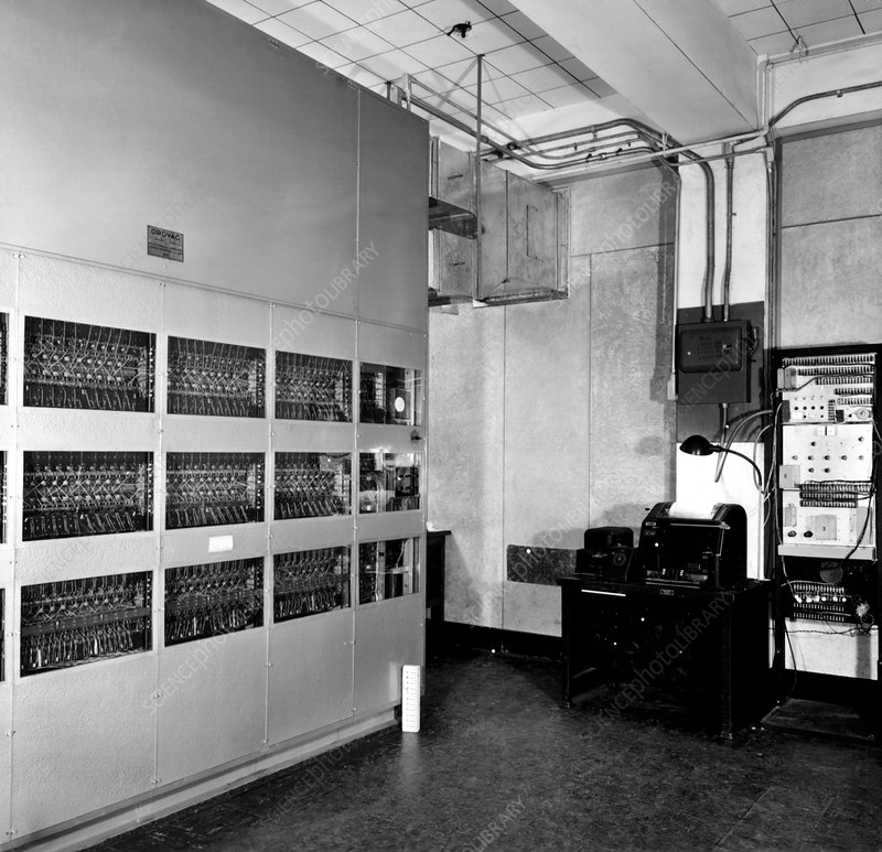ORDVAC, early electronic computer