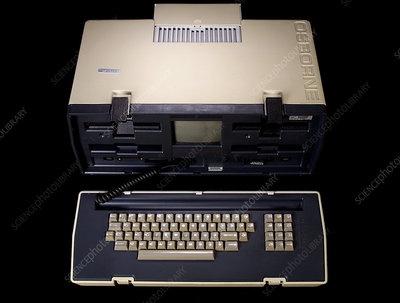 Osborne 1, first portable computer