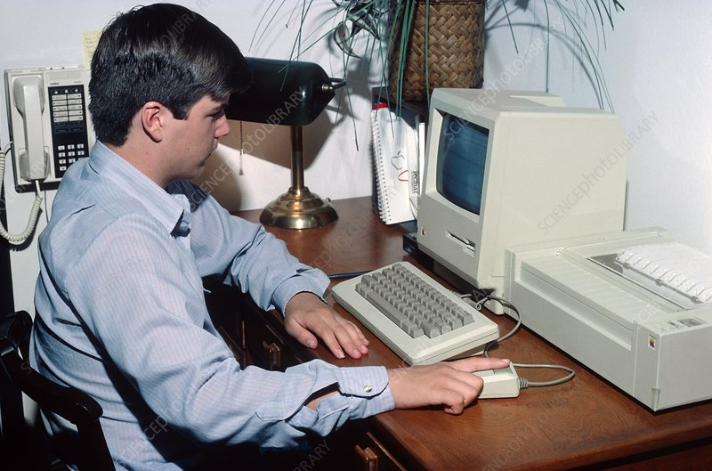 Using an Apple Mac computer