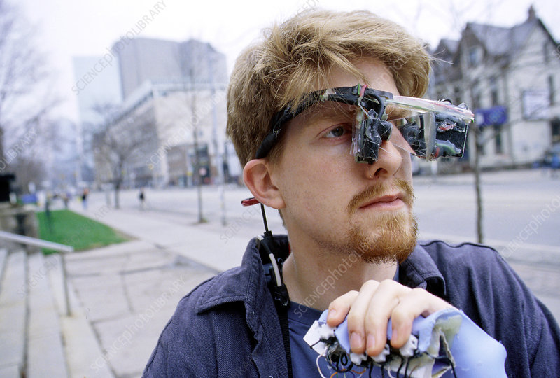 Wearable computer, prototype tests