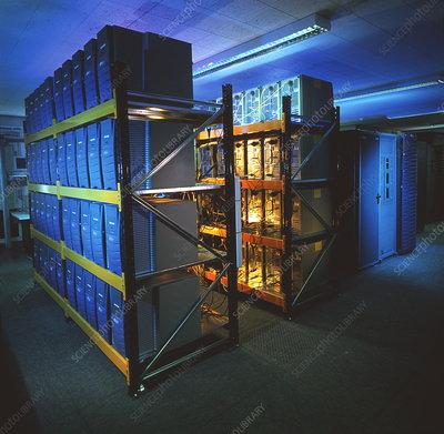 Cosmology supercomputer