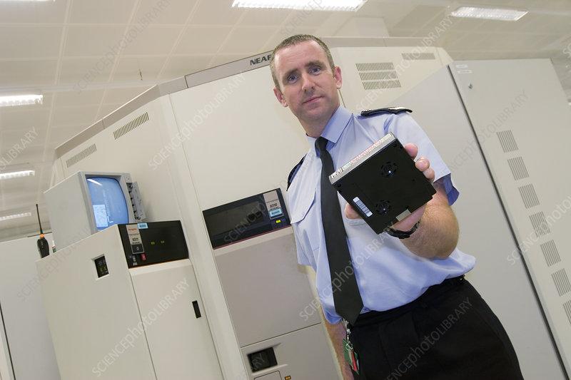 Met Office supercomputers