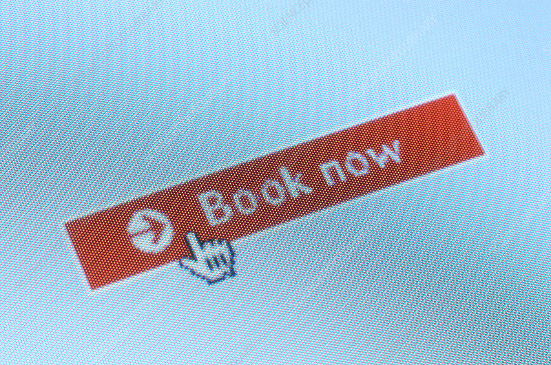 Internet booking