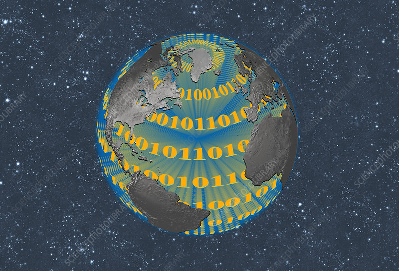 Earth with code