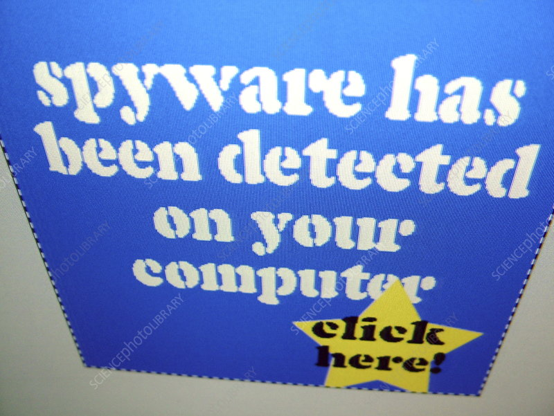 Internet spyware detection