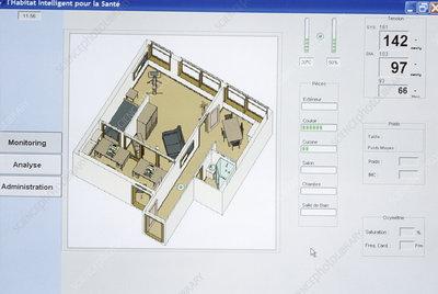 Designing Intelligent apartment