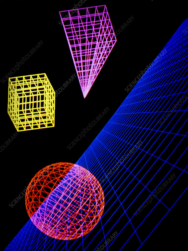 Three-dimensional objects
