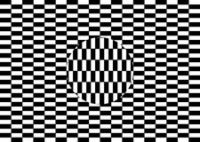 Ouchi illusion