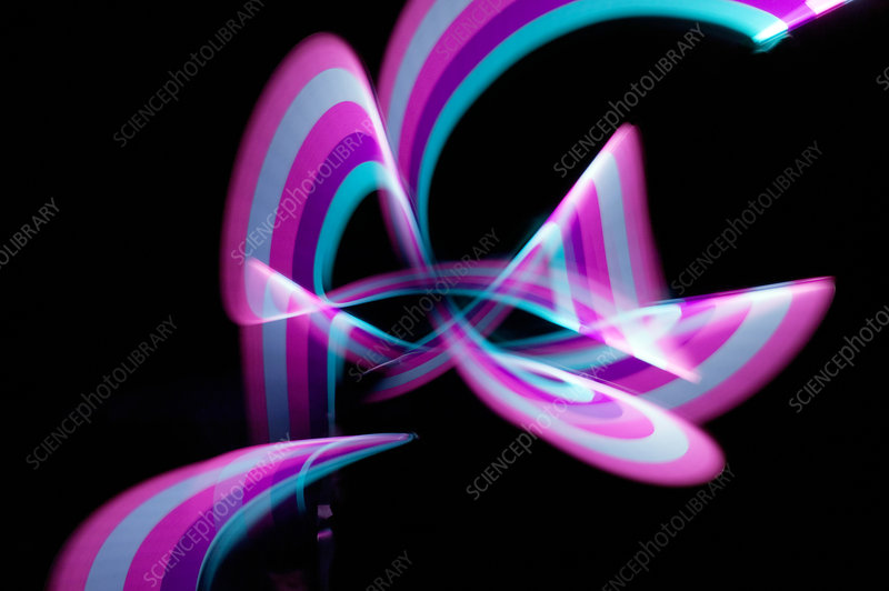 Sound waves, conceptual image