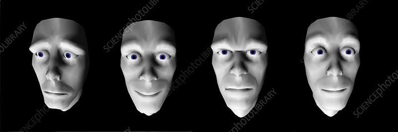 Jeremiah, interactive virtual head