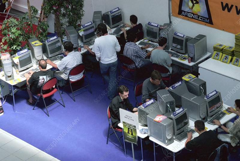 Electronic Sports World Cup, 2003