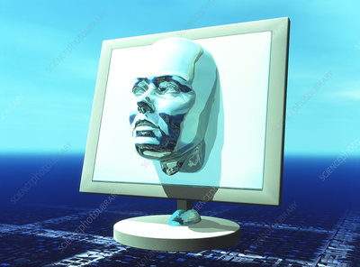 Cyber personality