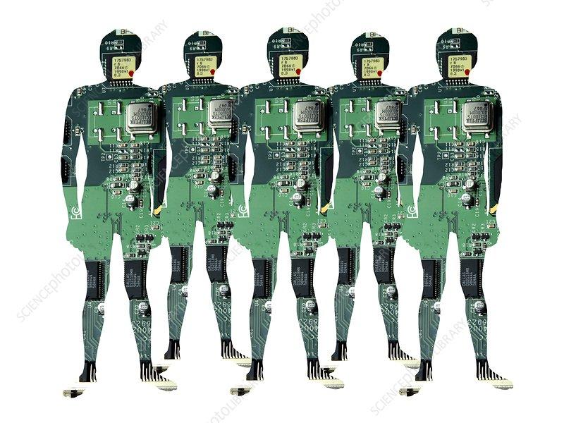 Cybernetics and robotics