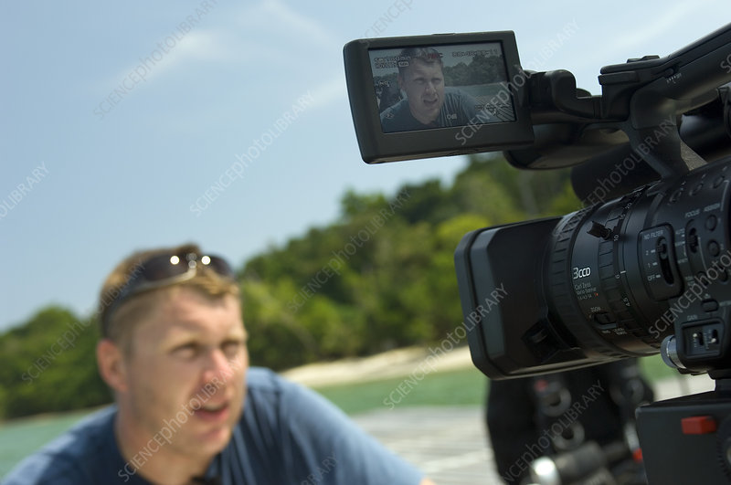 High-definition filming