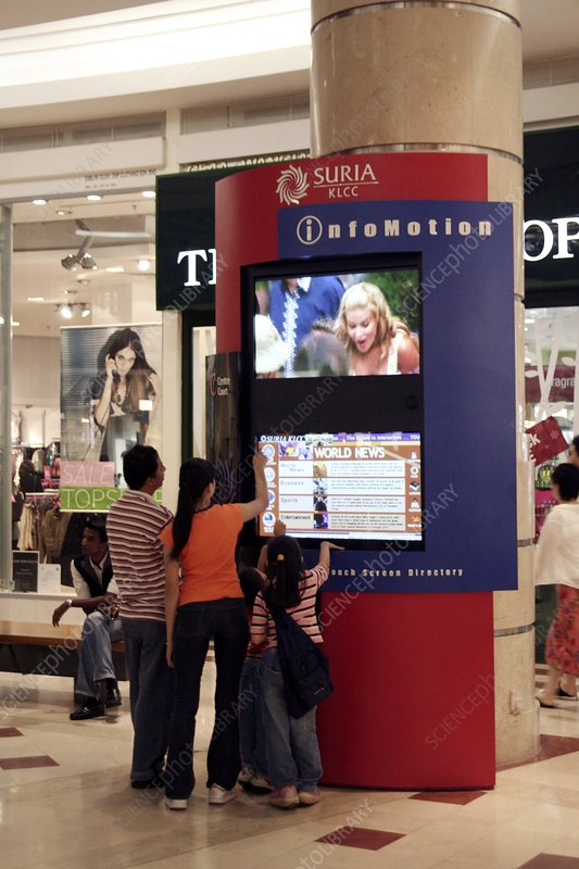 Interactive multimedia, Malaysia