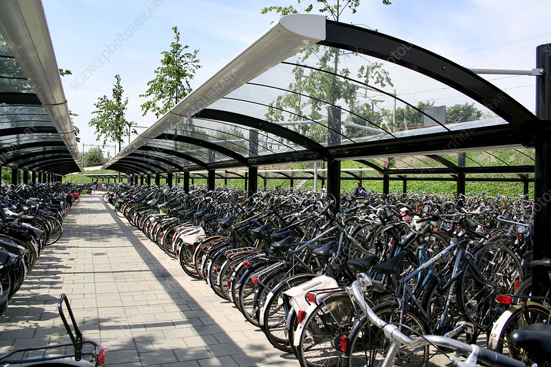 Bicycle park
