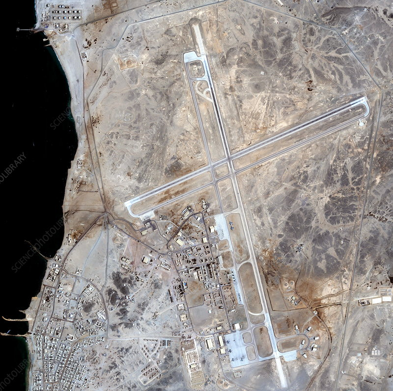 Masirah Island Air Base