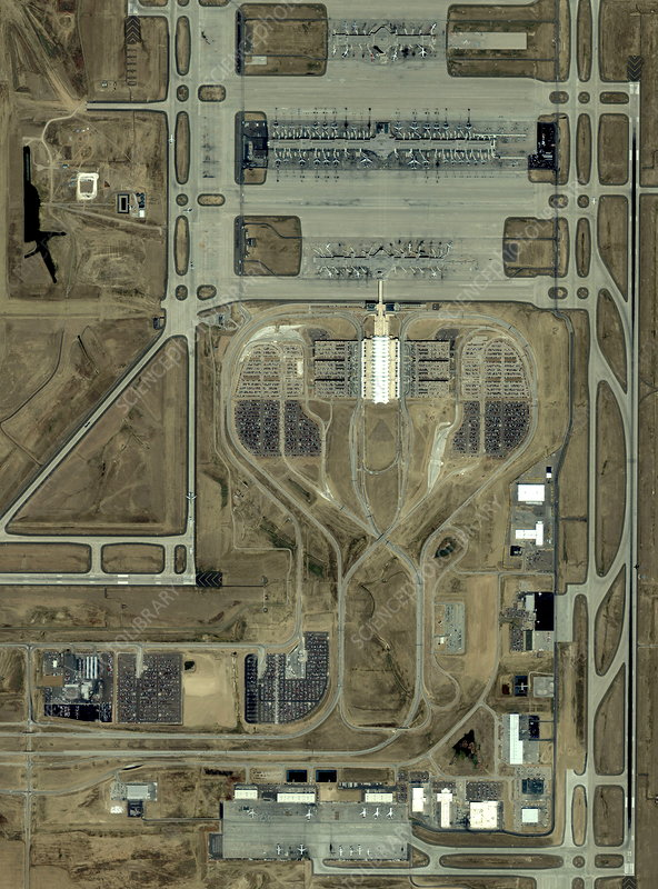 Denver International Airport, USA