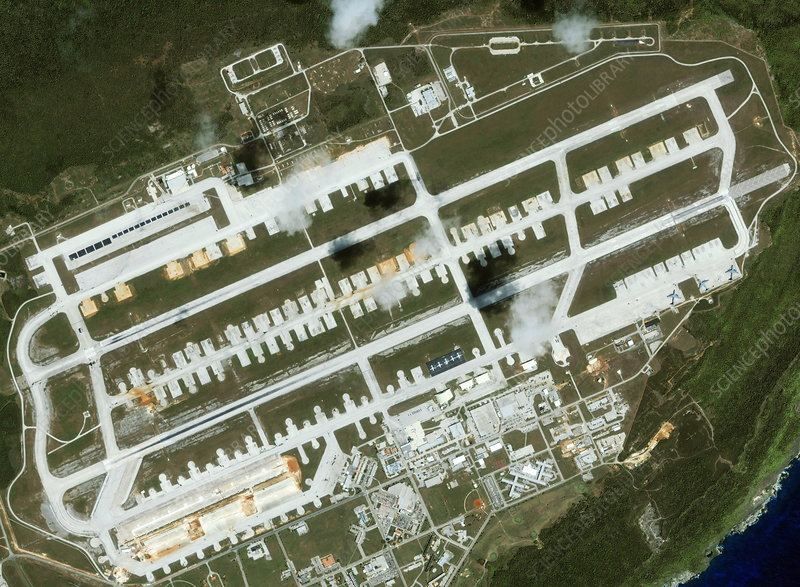 Andersen Air Force Base, Guam