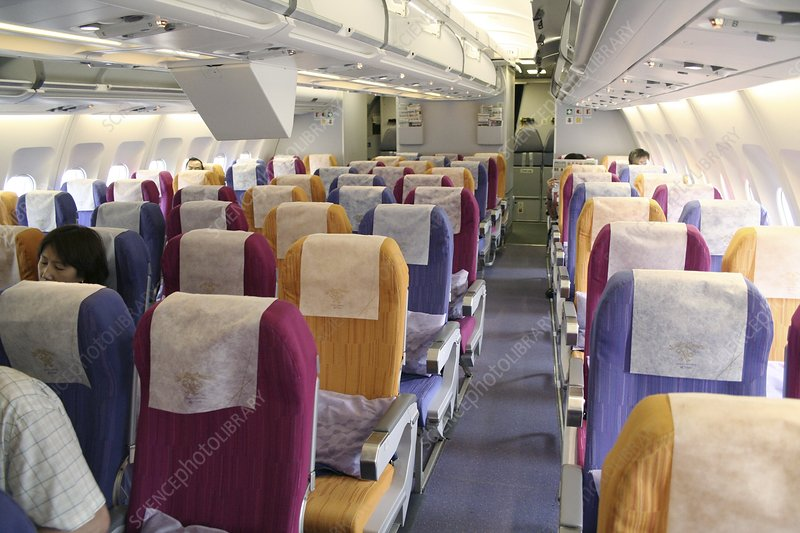 Aeroplane seating