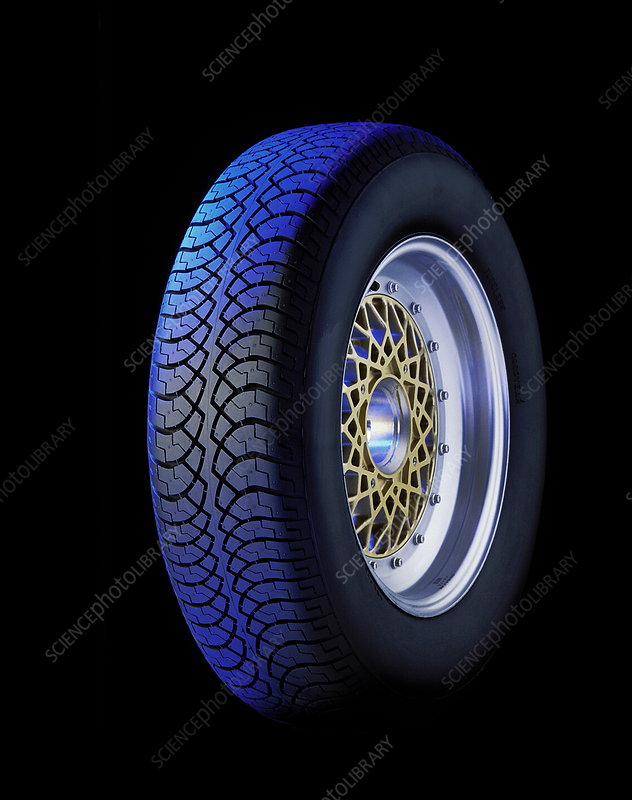 Motor vehicle tyre