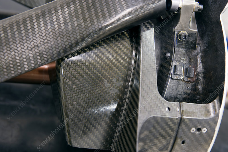 Carbon fibre housing