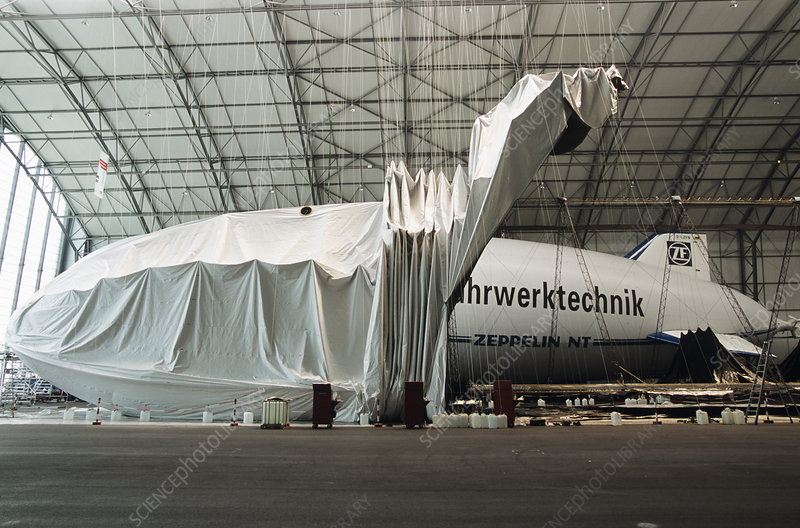 Zeppelin NT construction