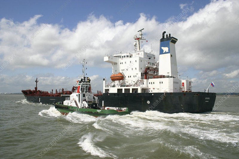 Petrochemical tanker and tug