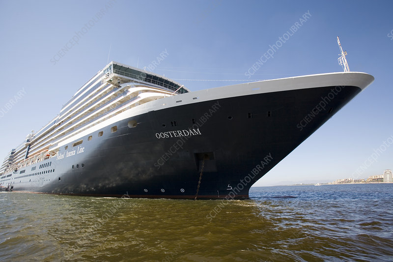 Ms Oosterdam cruise ship