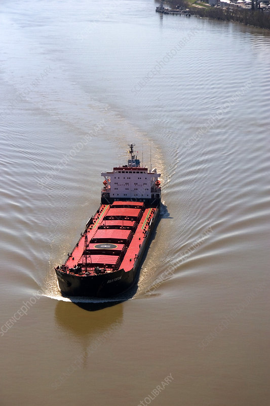 Shipping on the Mississippi River
