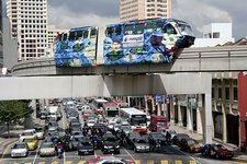 KL Monorail, Malaysia