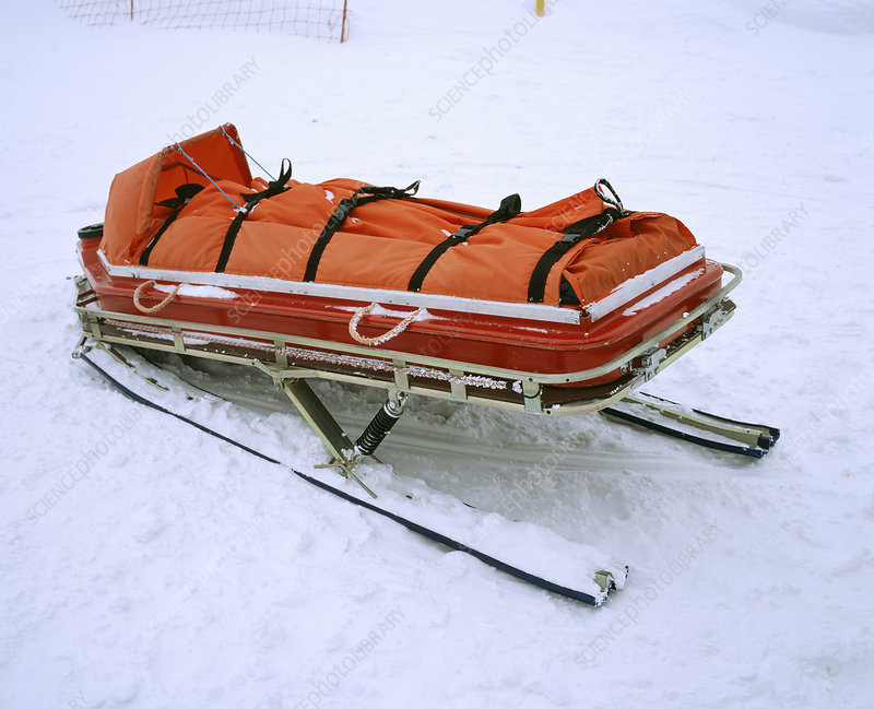 Stretcher sledge
