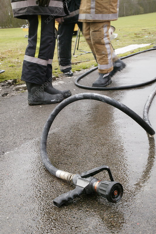 Firefighters' hose