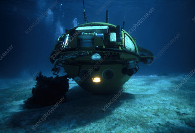 Submersible craft