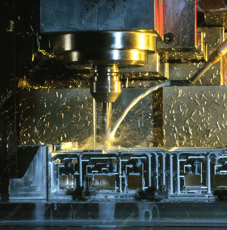 Sheet Metal Fabrications, Drilling  Tapping | Tempco Manufacturing