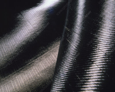 Carbon fibre fabric