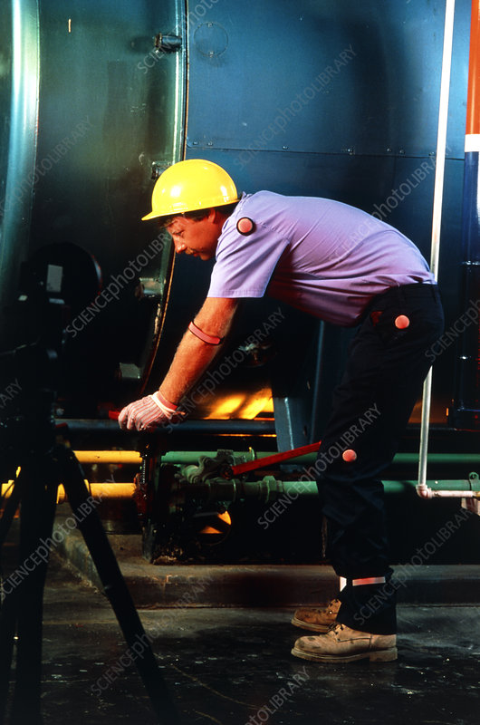 Health & safety at work: ergonomic assessment