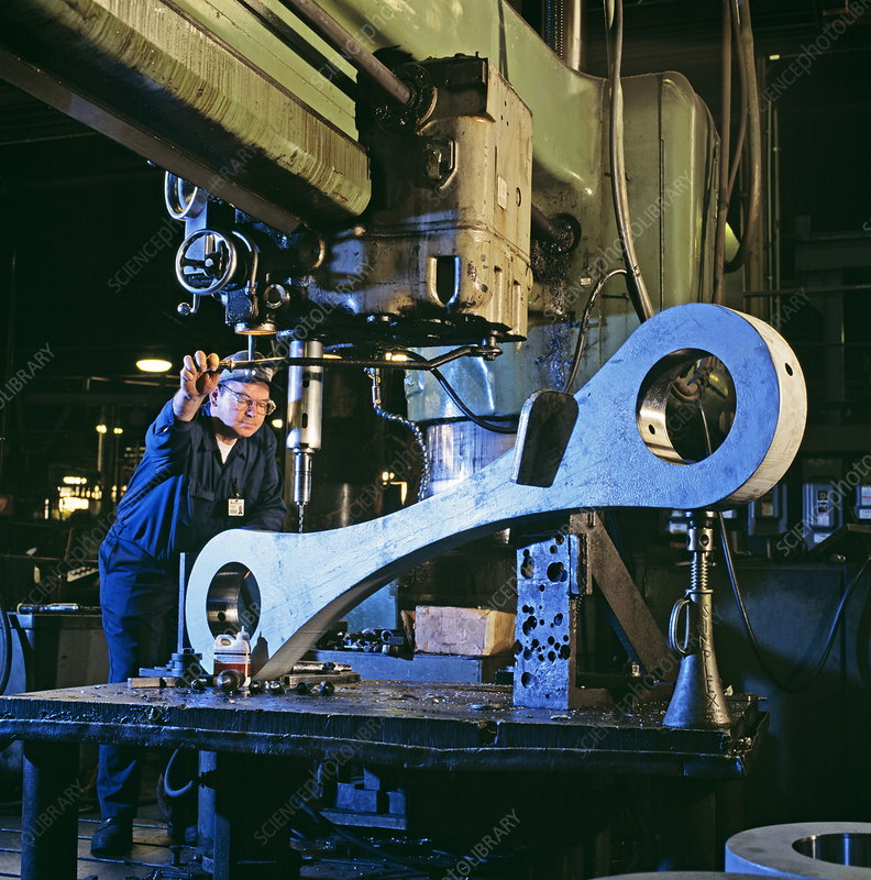 Wheel loader component